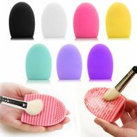 Brush Egg/ Pembersih Kuas / Brush cleanser / Egg cleanser / BrushEgg