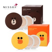 MISSHA LINE FRIENDS M Magic Cushion/Moisture