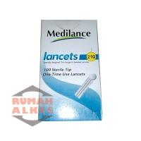 Lancet/Jarum Bekam Medilance 21G