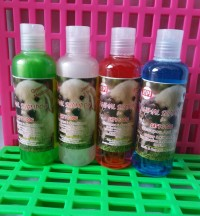 HPJ Shampoo Kucing & Anjing (Shampoo + Conditioner)