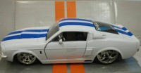 Diecast '67 Shelby GT-500 Jada