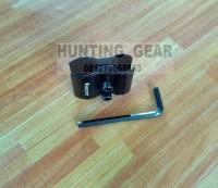 Mounting Laser/Monting senter/Mounting jepit/mount Laras