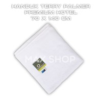 Handuk Hotel Terry Palmer Premium Putih 70x140 cm / High Quality Towel