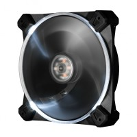 Antec TrueQuiet 12CM UFO RING LED White - Dual RPM Speed