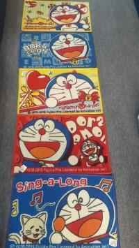 Keset Kaki / Lantai Antiselip Karakter Doraemon