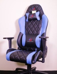 CUBE RACING - Gaming Chair GT Series - Blue - CUBE-101-BL