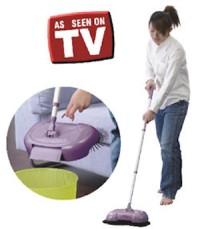 IDASO ID-100 Automatic Sweeper (Sapu Otomatis) FO