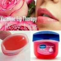 vaseline lip therapy / lip gloss //lip cream