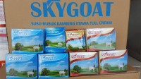 Susu Kambing Etawa Skygoat ( Sky Goat ) ecer per sachet