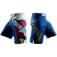 "HAYABUSA ""Chikara Recast"" Celana Combat/ MMA Fightshorts - Blue"