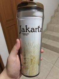 Tumbler Starbucks Jakarta