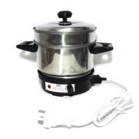 Maspion Multi Cooker Panci Listrik Masak Serbaguna - MEC 2750 MEC2750