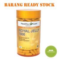 Healthy Care Royal Jelly 1000mg isi 365 kapsul