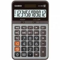 Casio AX 120 B - Calculator Desktop Kalkulator Meja Kantor AX-120B