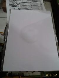 Kertas Foto 210gr, Paper Glossy A4 isi 20 lembar