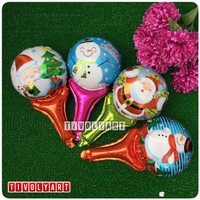 Balon Foil Tongkat Christmas