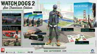 PS4 Watch Dogs 2 San Francisco Edition (R3 / Reg 3 / English PS4 Game)