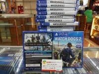 Ps4 Watch dogs 2 New