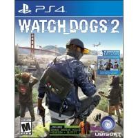 PS4 WATCH DOGS 2 (Region 1/USA/English)