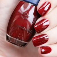 Solid Deep Red Konad Original Nail Polish Regular 10ml R45