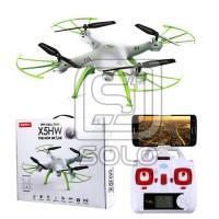 QUADCOPTER Drone SYMA HD Altitude Hold X5HW Camera Wifi FPV R/C