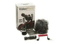 Rode Video Micro Compact KW On-Camera Microphone