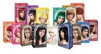 Cat pewarna rambut permanent Miranda hair color
