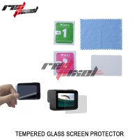 TEMPERED GLASS SCREEN PROTECTOR FOR GOPRO HERO 5