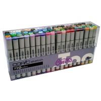 Copic Sketch Marker Set 72 Basic Colour