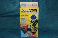 """Data Print Refill Kit DP 40 Black """"Canon"""" (Tinta Suntik Printer)"""