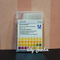 Merck pH Paper Universal / Kertas pH / pH Strip MColorpHast (0-14)