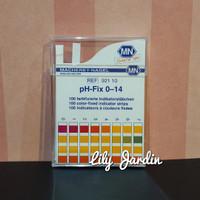 MN pH Indicator Universal / pH Paper / Kertas pH / pH Strip 0-14