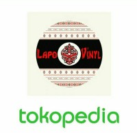 Vinyl Piringan Hitam Order Lapo Vinyl