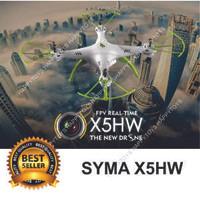 Happytoys Drone Syma X5HW Wifi FPV Camera & Bisa Altitude hold New !!!