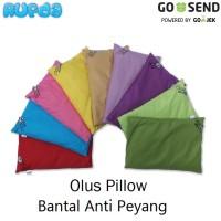 Olus Pillow (Bantal Kesehatan Bayi, Anti Kepala Peyang)