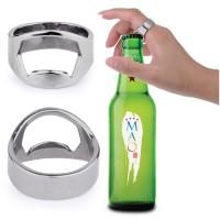 Cincin Pembuka Tutup Botol Beer - Silver