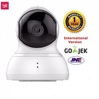 Xiaomi Yi Dome Home Camera CCTV with Nightvision International Version