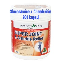 Healthy Care Super Joint & Arthritis Relief (Glucosamine+Chondroitin)