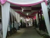 Sewa Tenda Pesta / Pernikahan / Khitanan / Event