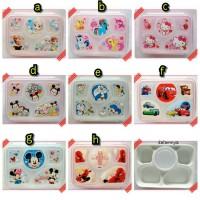 lunch box karakter tempat makan anak kotak makan anak karakter