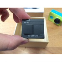 Battery Replacement for Xiaomi Yi 1010 mAh (OEM) / Baterai / Batere