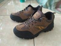 sepatu gunung/outdoor/tracking/climbing CAMEL brown BARU