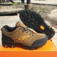 Sepatu nike camel tracking outdoor adventure sepatu gunung [Murah]