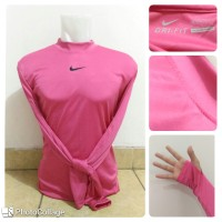 Baselayer / Manset Nike Pink