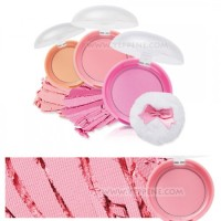 etude house lovely cookie blusher #02 strawberry choux