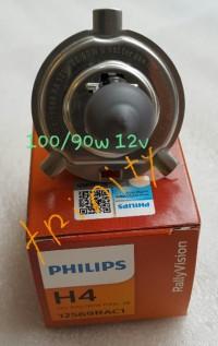 Halogen H4 100/90w 12v Philips