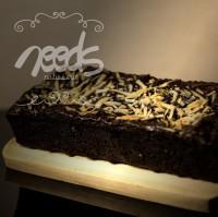 Brownies Panggang Double Choco (Coklat) Needs