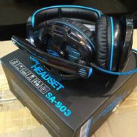 Headset SADES SA-903