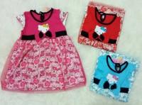 Baju bayi / baju anak / dress bayi / hellokitty tutu