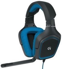 [LOGITECH] G430 DTS Headphone: X and Dolby 7.1 Surround Sound Gaming